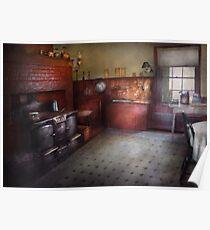 Kitchen - Storybook cottage kitchen Poster