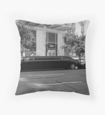 Transportation Extremes Throw Pillow