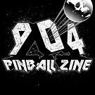 904 Pinball Zine Logo by 904PinballZine
