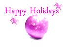 Happy Holidays (Glam Version) by Denise Abé