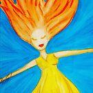 Fiery by Art By Misty