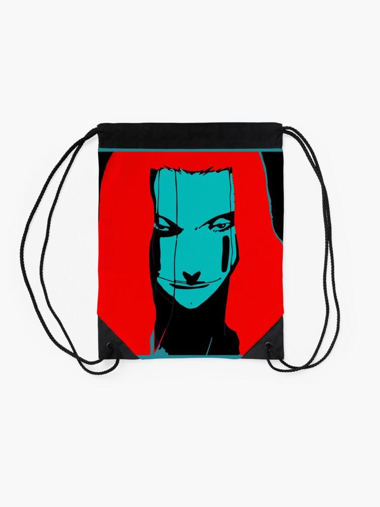 Alternate view of God Masami v2 Drawstring Bag