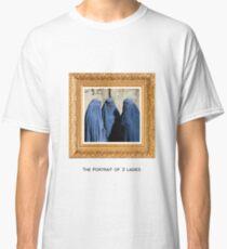 The Portrait of 3 Ladies Classic T-Shirt