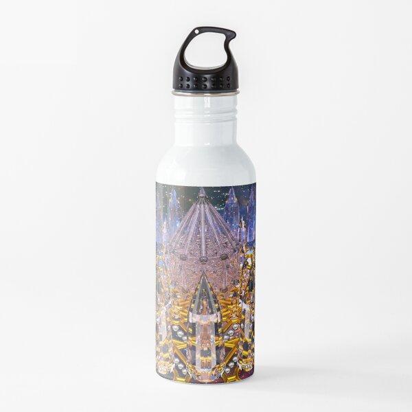 Crystal Merkaba Matrix Stargate Water Bottle