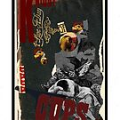 Dada Tarot-Knight of Cups by Peter Simpson