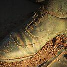 Shoe Shine by Kelly Chiara