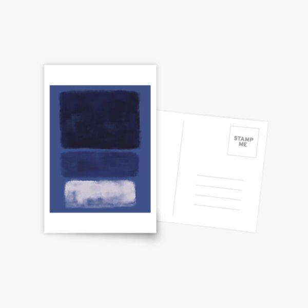 Rothko Inspired #26 Postcard
