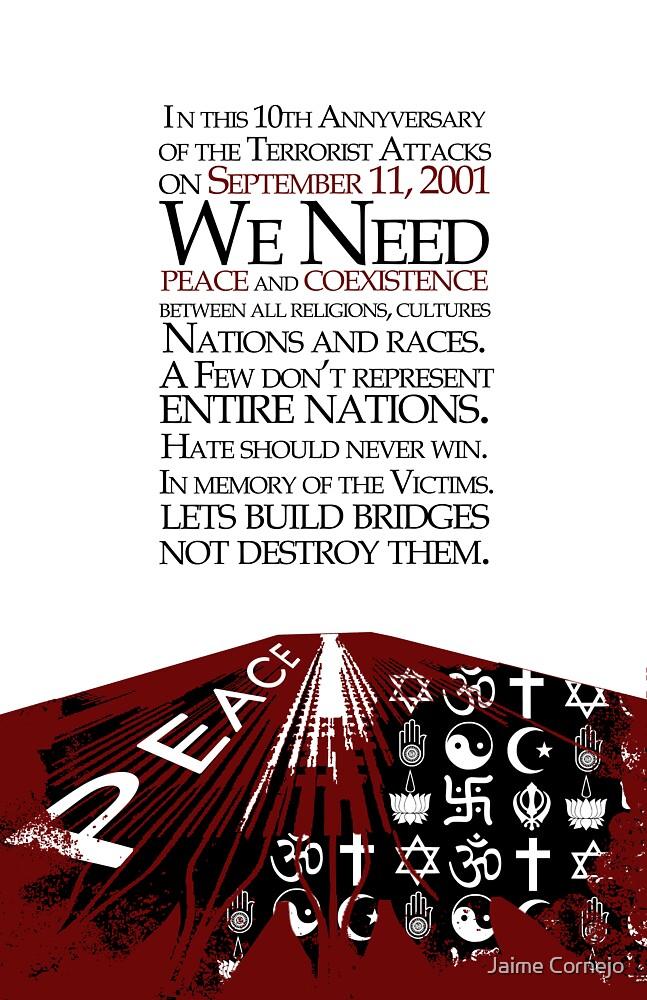 911  10th Anniversary Message by Jaime Cornejo