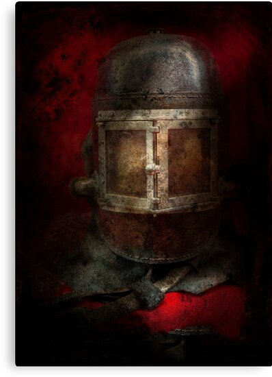 Fireman - The Mask by Michael Savad