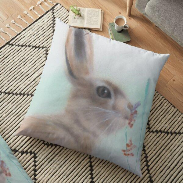 Fluffy Floor Pillow