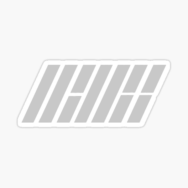 Fanmade iKON Logo Sticker