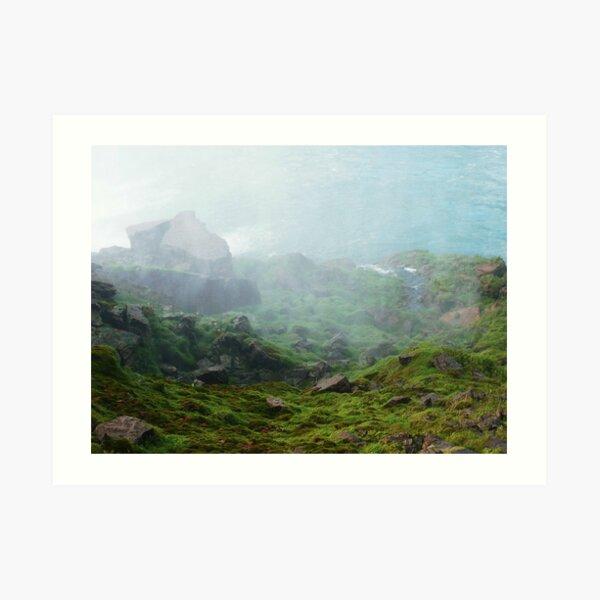 Landscape Photography - Niagara 03 Art Print