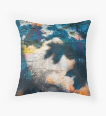 Leading Back to the Infinite Throw Pillow