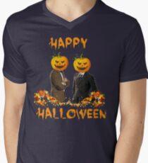 Halloween Doctors Mens V-Neck T-Shirt