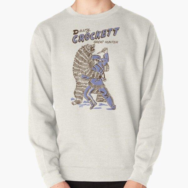 Davey Crockett Pullover Sweatshirt