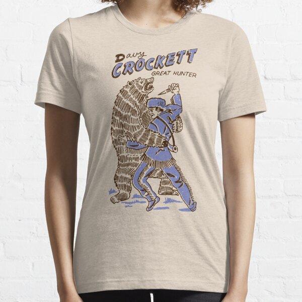 Davey Crockett Essential T-Shirt