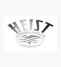 Heist Photographic Print