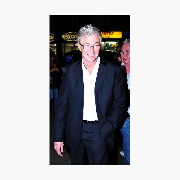 Paul O'Grady At West End Bares All.  Photographic Print