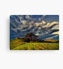 dramatic landscape Canvas Print