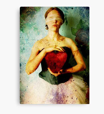 Be Still My Beating Heart... Canvas Print