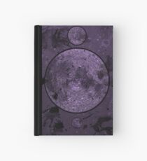 Spell Book -Purple Hardcover Journal