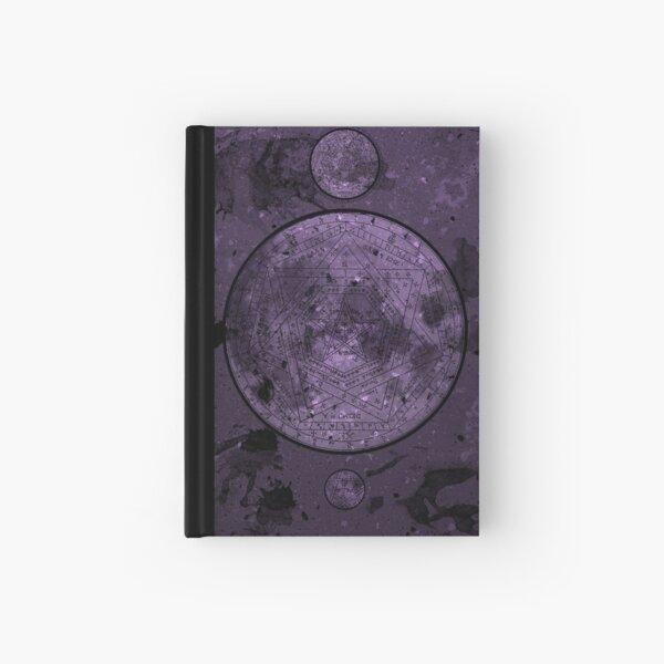 Spell Book -Purple Hardcover Journal