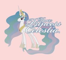 Dear Princess Celestia...