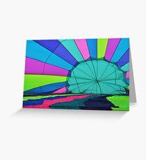 Beautiful Brightness Greeting Card