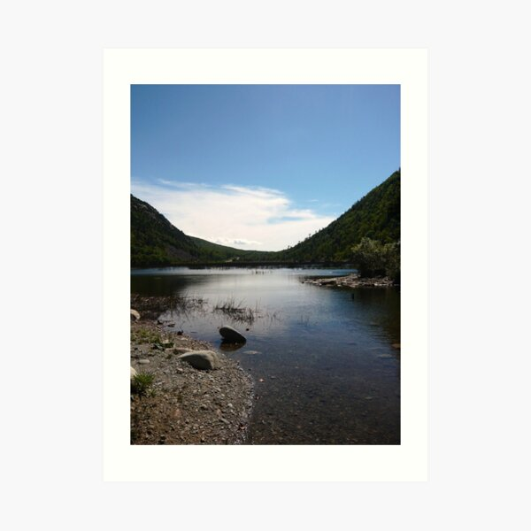 Landscape Photography - Acadia 07 Art Print