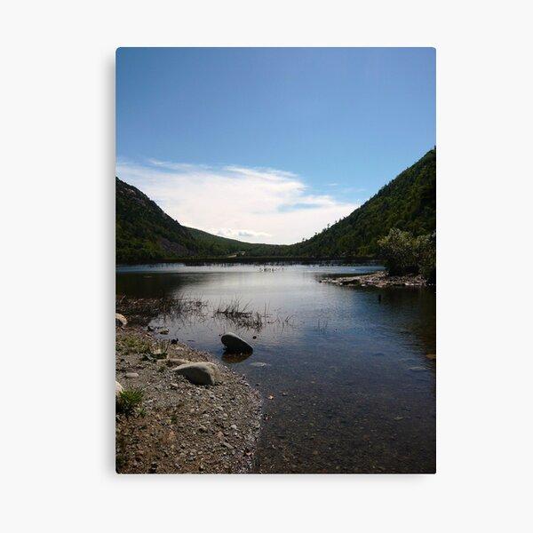 Landscape Photography - Acadia 07 Canvas Print