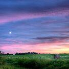 Prairie Sunset - Saskatchewan, Canada by camfischer