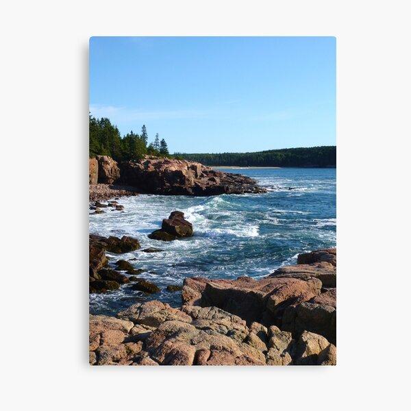 Landscape Photography - Acadia 10 Canvas Print
