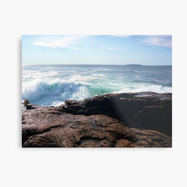 Landscape Photography - Acadia 11 Metal Print