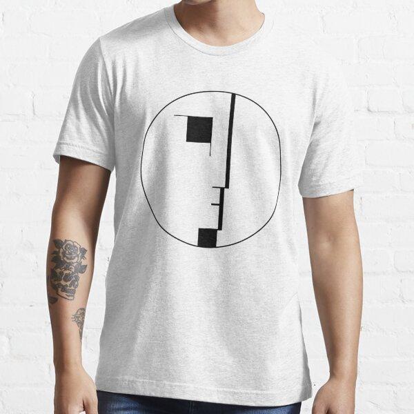 bau_haus_white T-shirt essentiel
