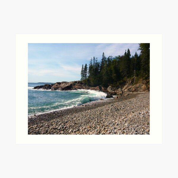 Landscape Photography - Acadia 13 Art Print