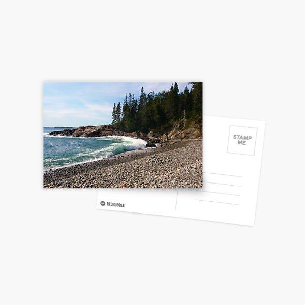 Landscape Photography - Acadia 13 Postcard