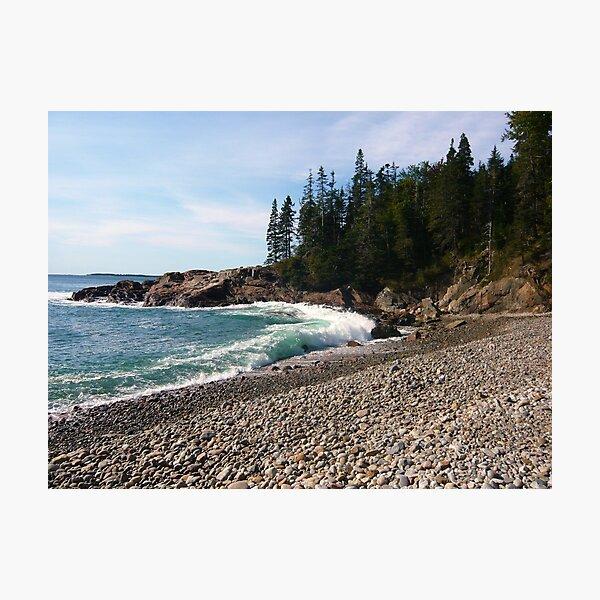 Landscape Photography - Acadia 13 Photographic Print