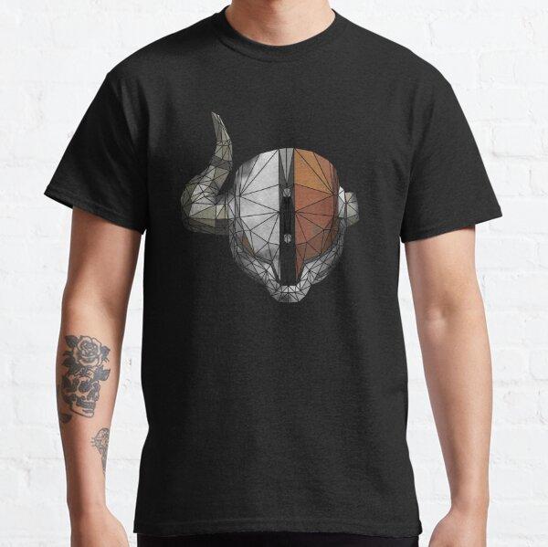 Geometric Shaxx - Distressed Classic T-Shirt