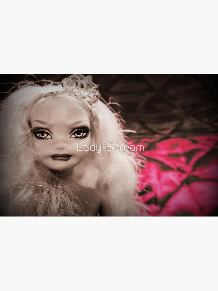 Kitsch Barbie My Scene Doll Princess  by Lady-Scream