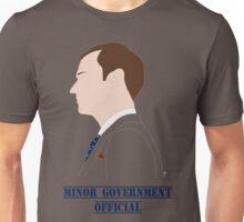 Minor Government Official [Blue Tie Edition] Unisex T-Shirt