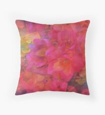 unrestrained Throw Pillow