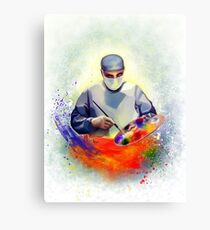 The Art of Medicine Canvas Print