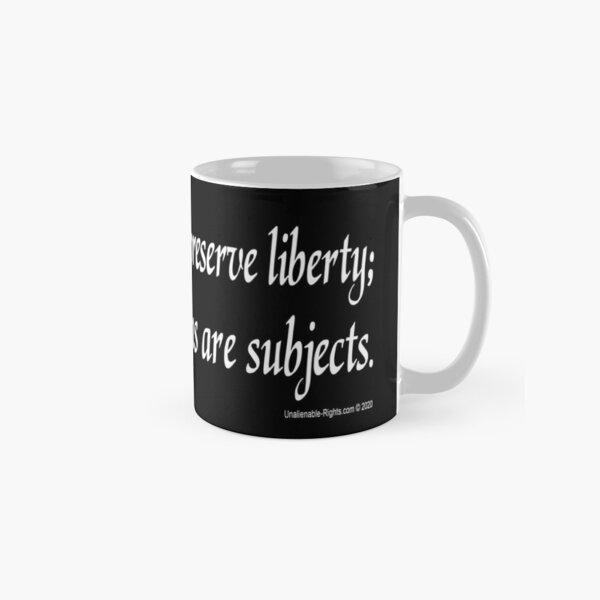 Armed Classic Mug