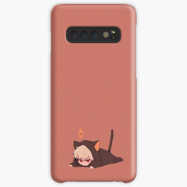 kitty kacchan  Samsung Galaxy Snap Case