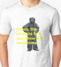"Wilfred ""Entrails"" Quote T-Shirt"
