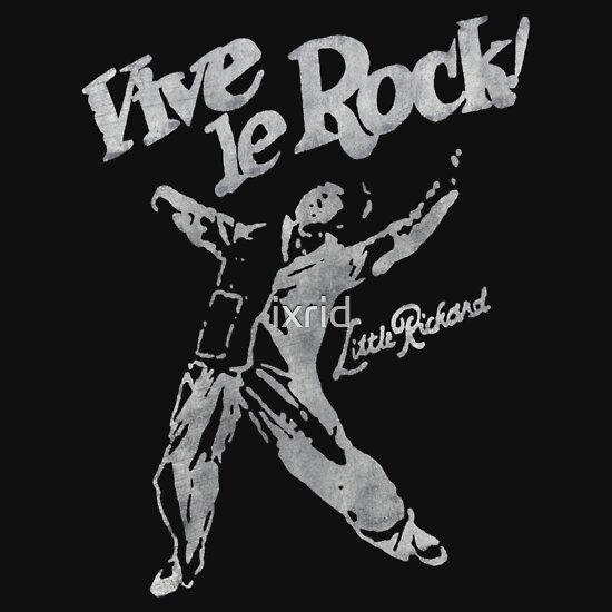 TShirtGifter presents: Vive Le Rock
