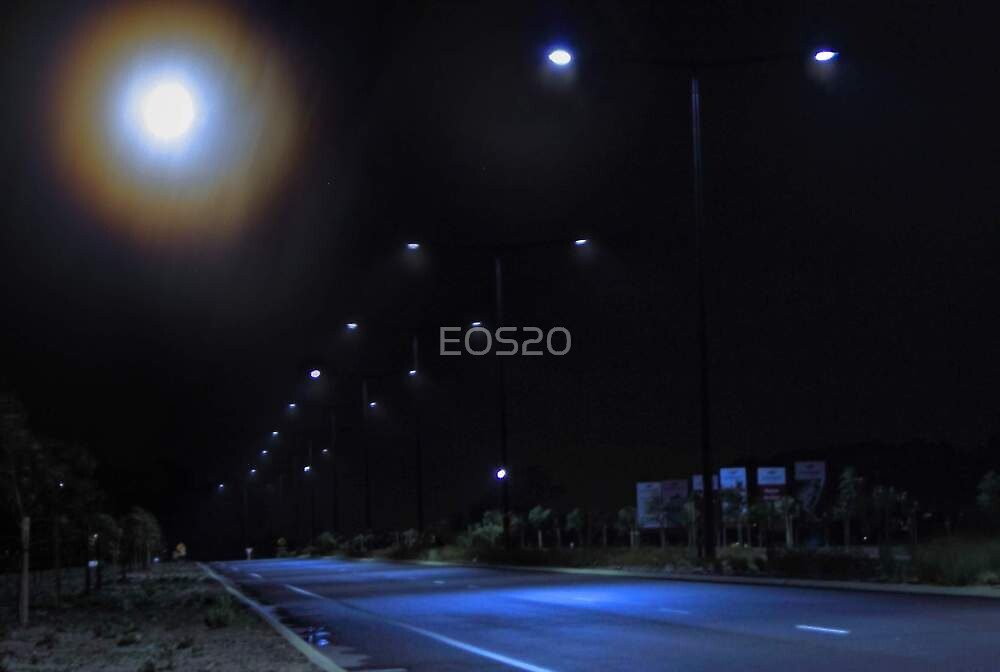 Moon Halo   by EOS20