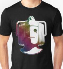 Cyberman - Rainbow T-Shirt
