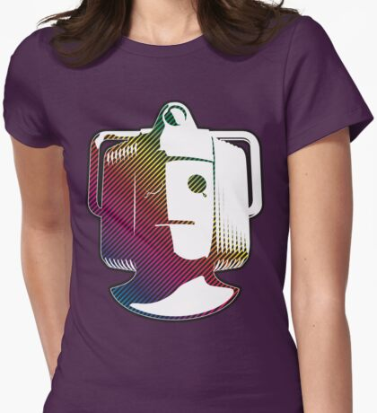 Cyberman - Rainbow T-Shirt