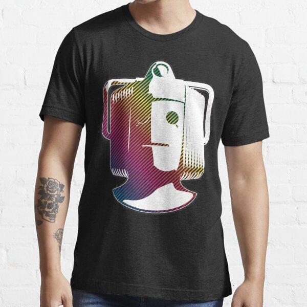 Cyberman - Rainbow Essential T-Shirt